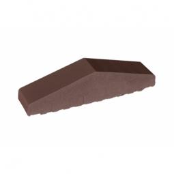 Профильный кирпич для ограждений King Klinker 03 Natural brown