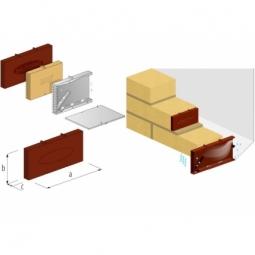 Вентиляционная коробочка BAUT