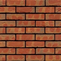 Кирпич ручной формовки Muhr Nr. 62 Edwardian Multi Red
