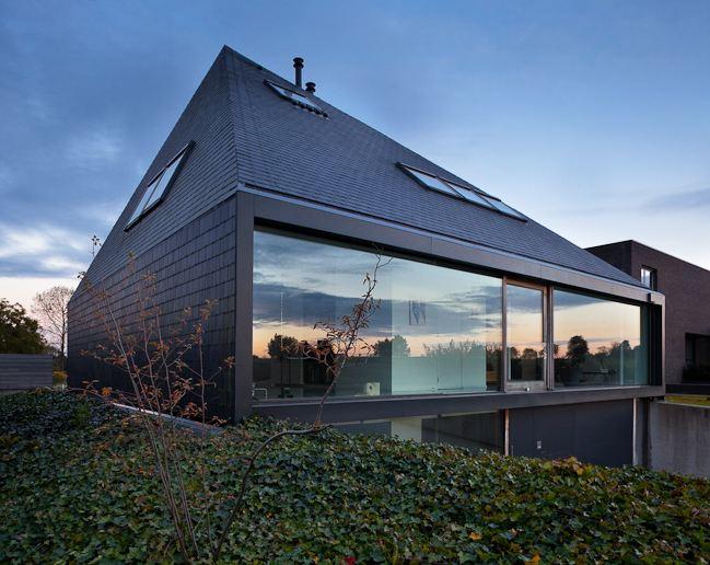 Строительство домов из сланца