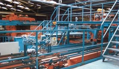 Завод по производству кирпича ручной формовки Muhr