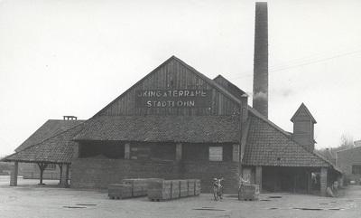 Завод по производству клинкерного кирпича